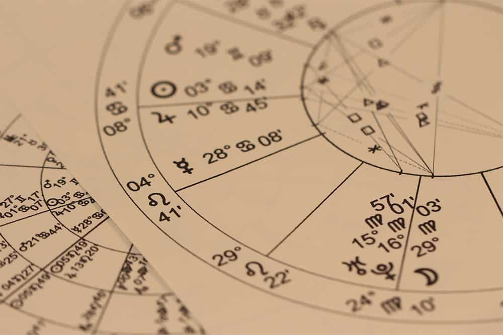 Medieval Astrology available at Feel Good Balham – Birth