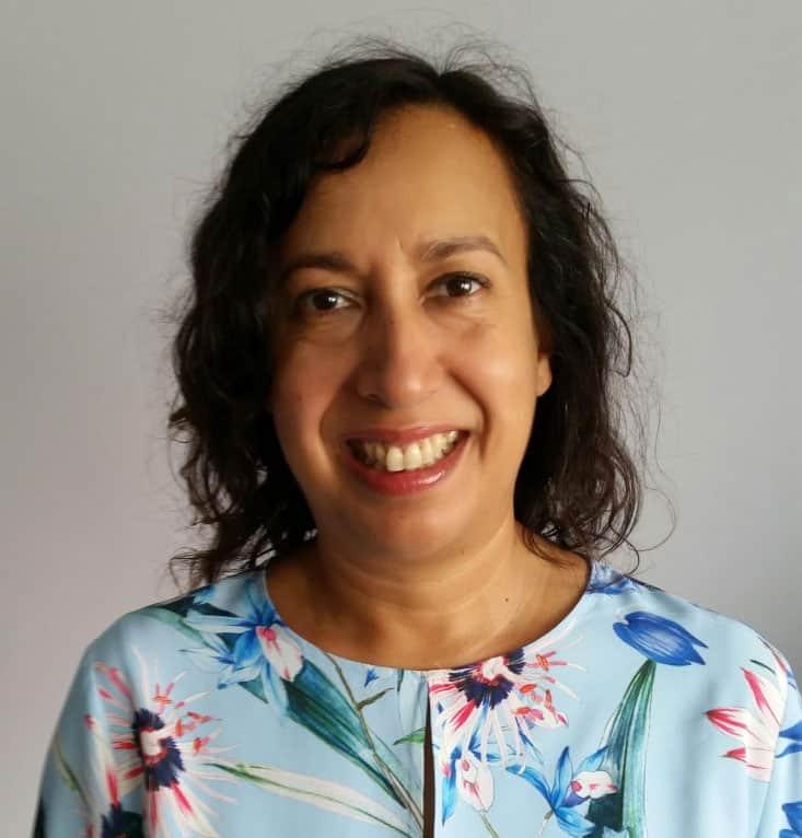 Anita Chakraburtty, Astrologer, Shamanic healer and natuoropath