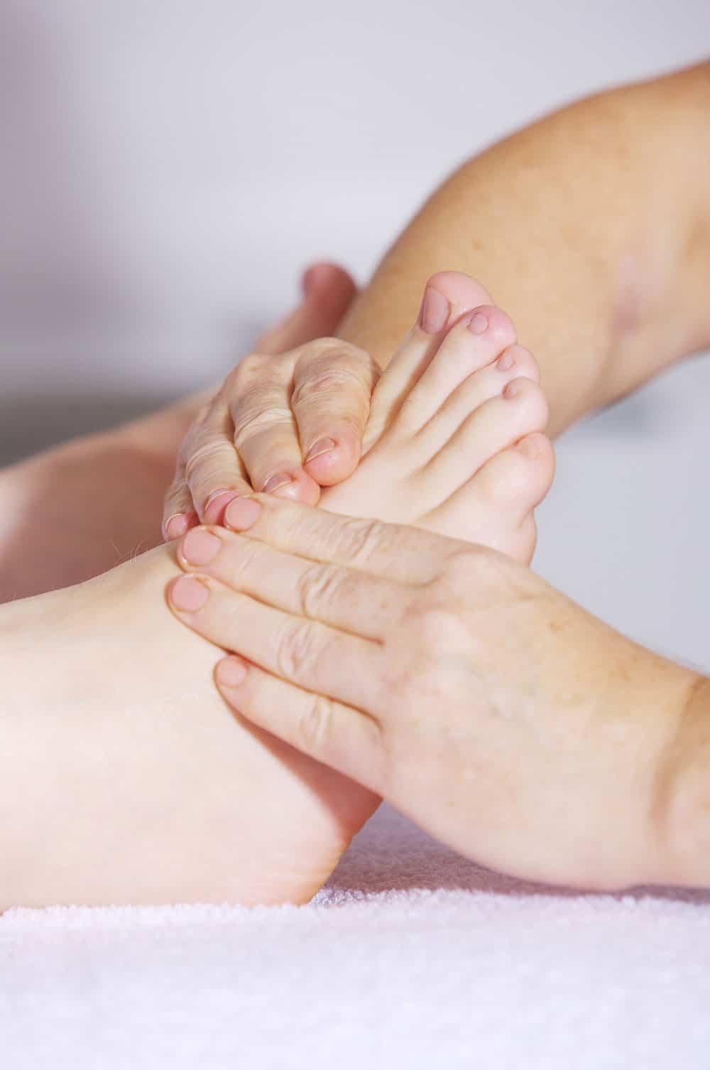 Reflexology Feet Relaxation Stress Insomnia Sleep Fertility