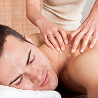 Back, Neck and Face Massage Pamper Relax Treat Headaches Tension Muscles Circulation Sleep Migraine Exercise Joints