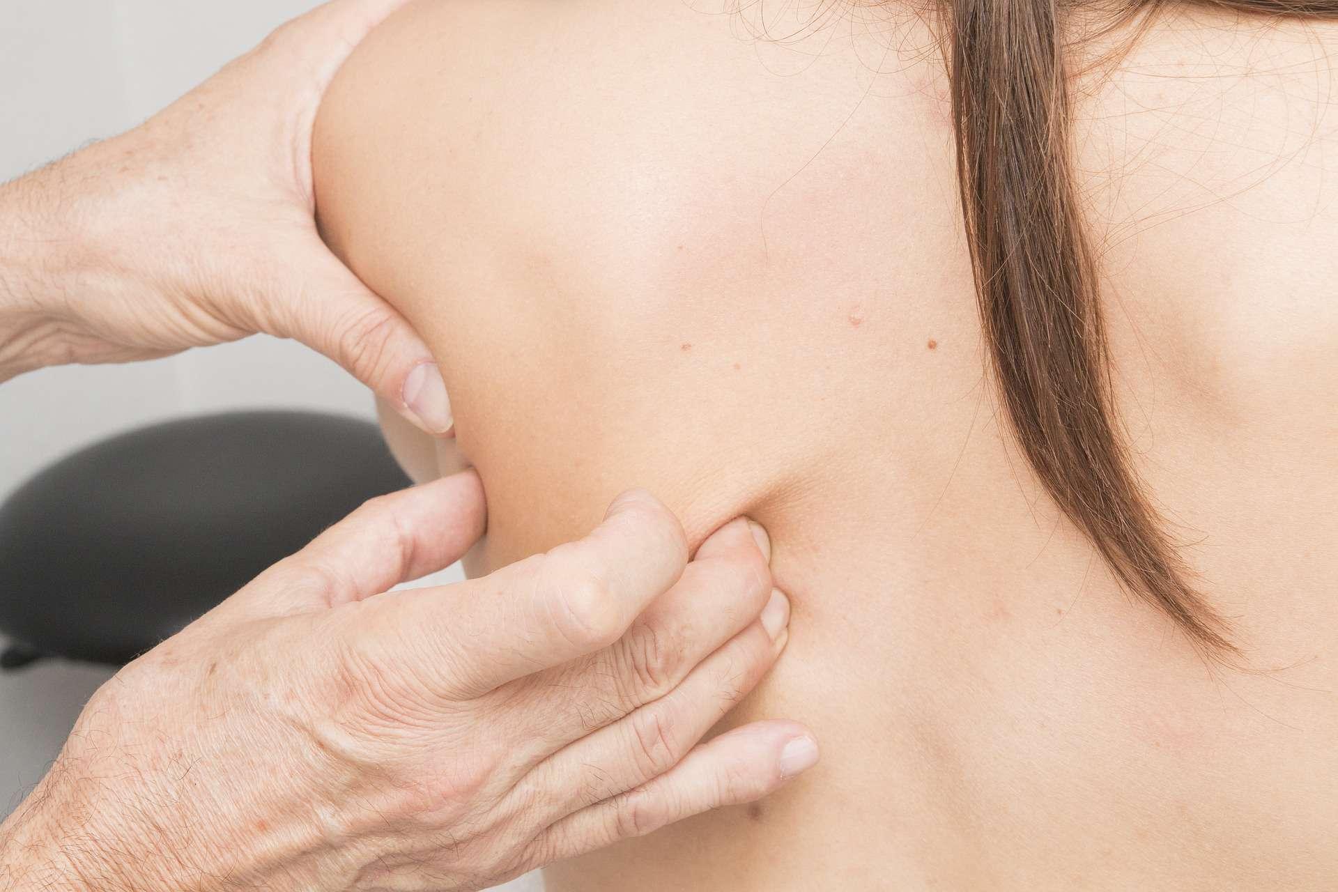 Tui Na Acupressure Massage Chinese Medicine Relaxation Energy Vitality