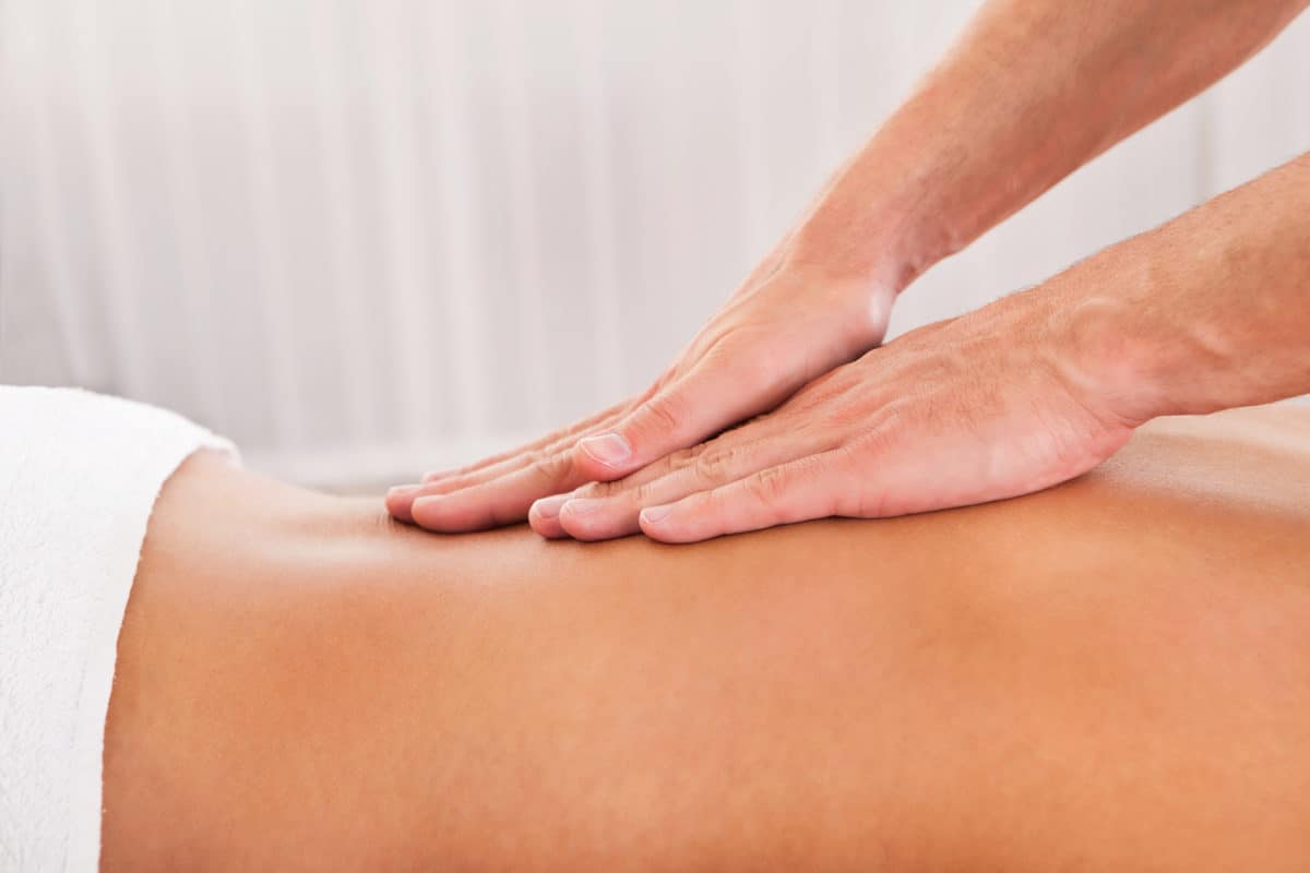 Massage Therapist Pamper Relax Tension Muscles Joints Tissue Positivity Treat Knots Neck Back Shoulders Insomnia Sleep Strain Injury